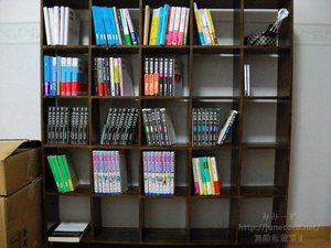本棚の中身