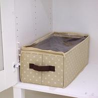 不織布製収納ボックス(3Coins)
